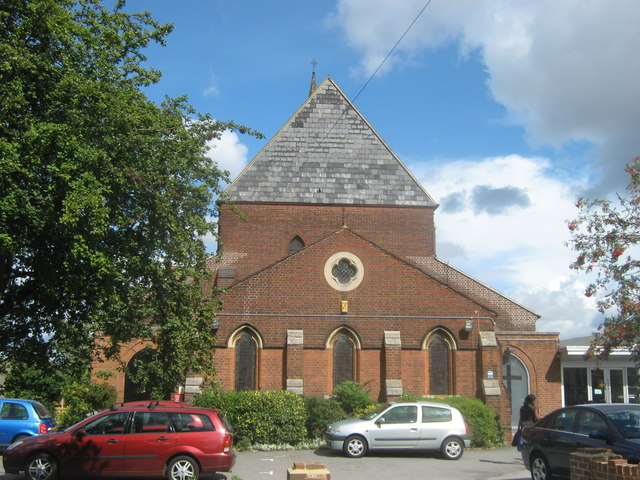 St. Pauls Church, Northumberland Heath