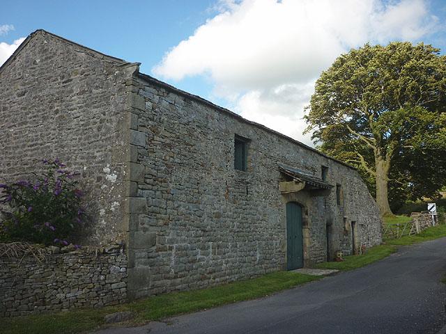 Town Head Barn, Newby