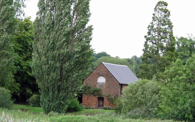 Outbuilding near Stutton Mill