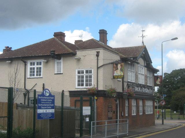 Duchess of Kent Public House, Northumberland Heath