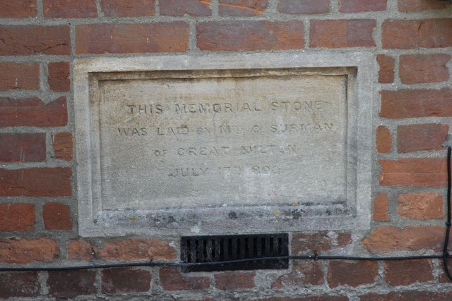 Memorial stone 2