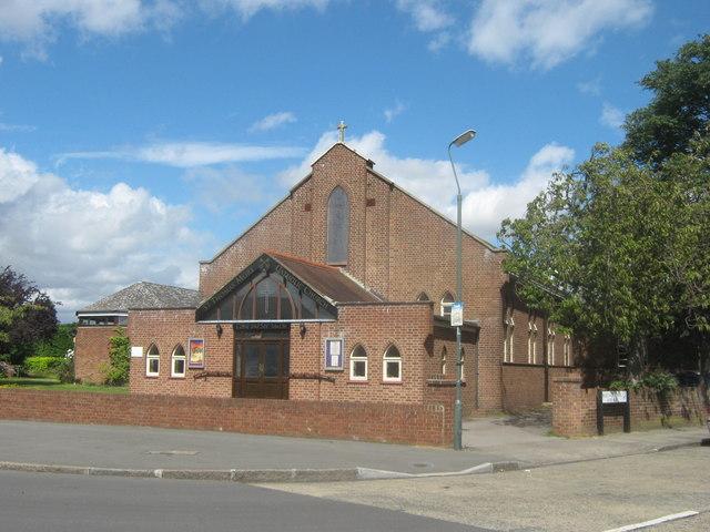 St. Thomas More Catholic Church, West Heath