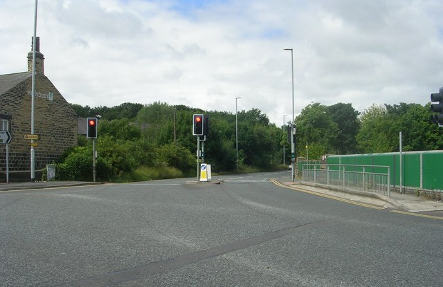 Kirkstall Bridge No 24A TJC 3 - Bridge Road