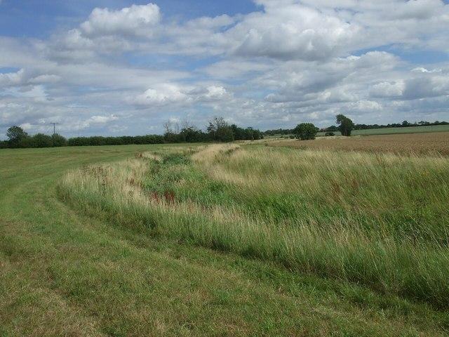 Drain near Fulnetby