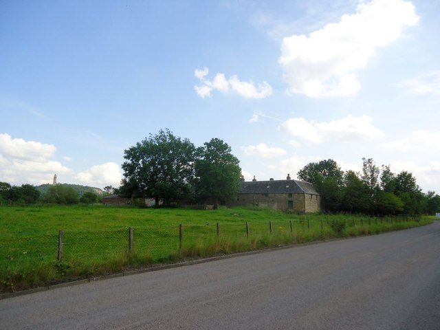 Wester Cornton Farm