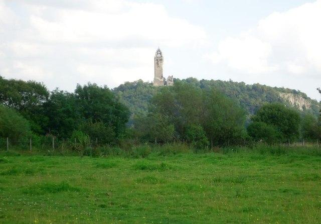 Wester Cornton, fields