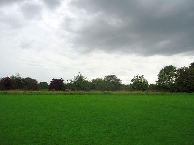 Bridge of Allan, playing fields