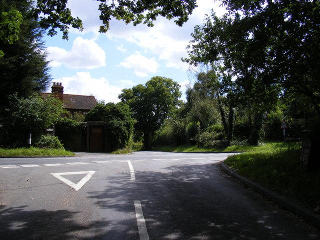 The Street Crossroads