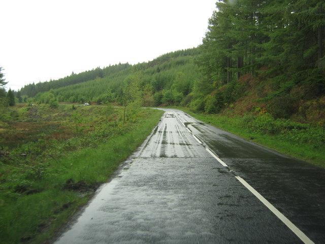 A712 near Glen of the Bar
