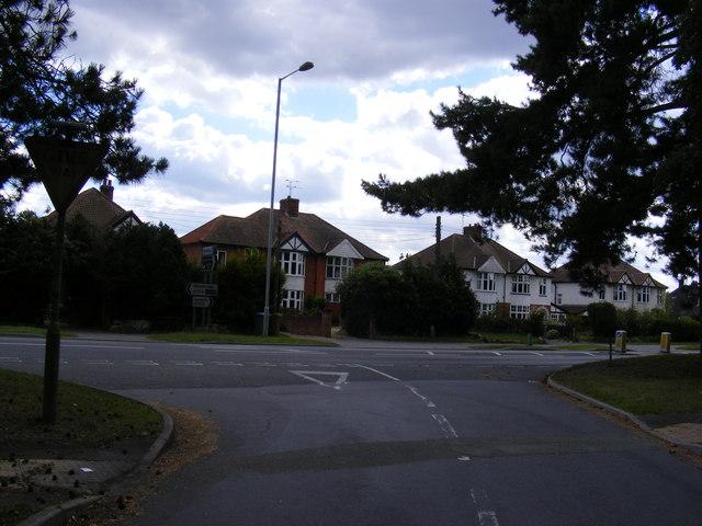 Hall Road, Kesgrave