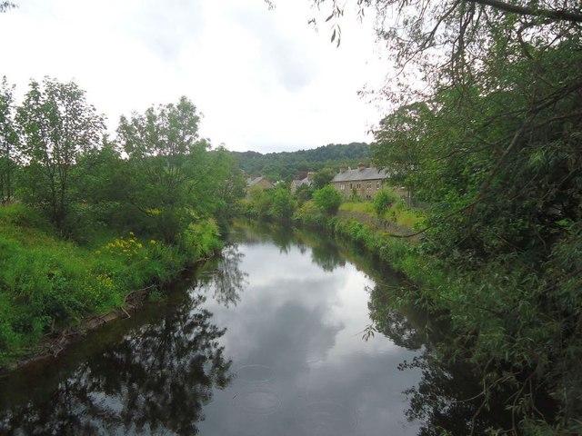 Bridge of Allan, Allan Water [9]
