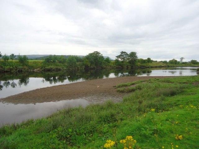 River Forth, sandbank