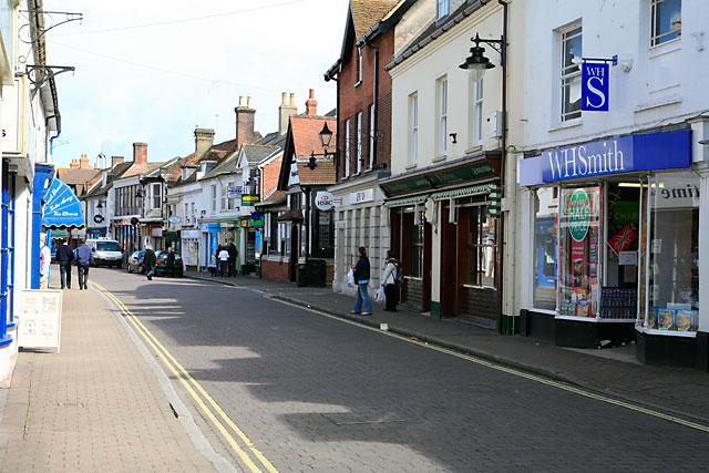 High Street, Ringwood