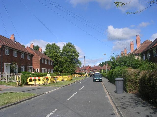 Stonebridge Grove - Stonebridge Lane