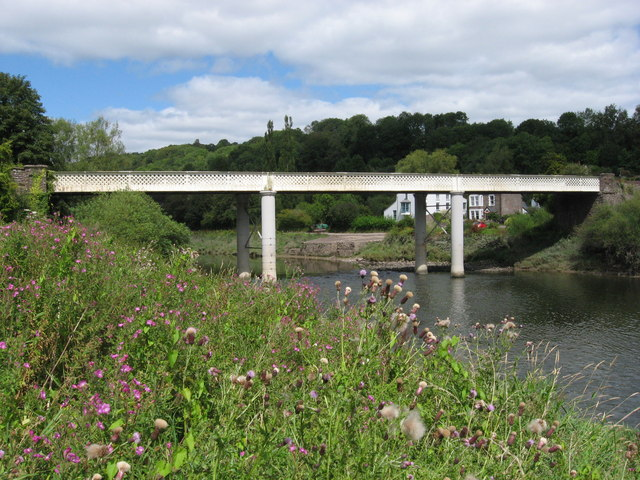 Brokweir Bridge
