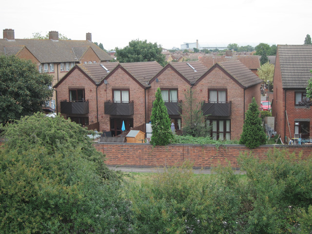 Houses on Enfield Close