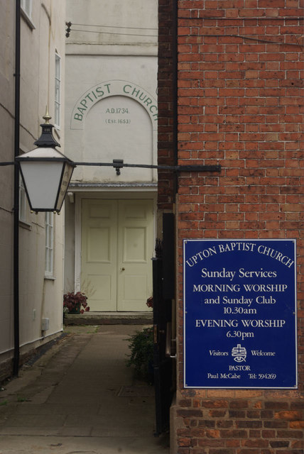 Upton upon Severn Baptist Church
