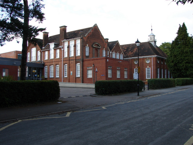 The Hertfordshire & Essex High School and Science College