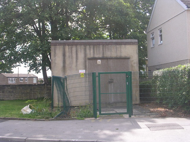 Electricity Substation No 2632 - Whincover Drive West