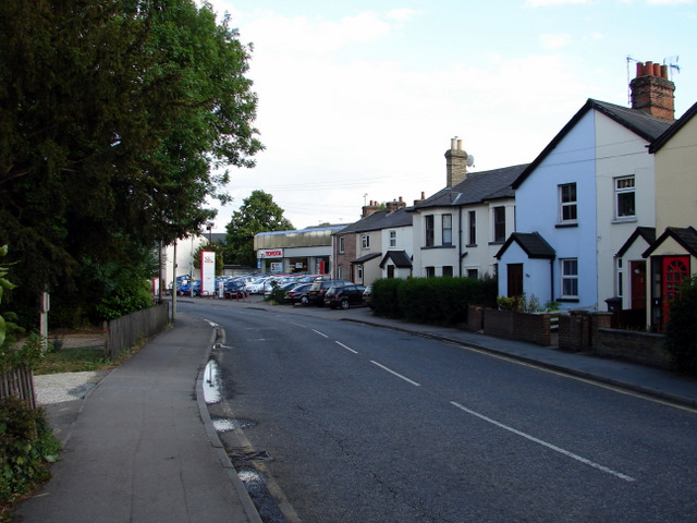 Dunmow Road