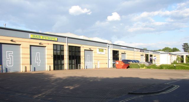 Stortford Hall Industrial Park