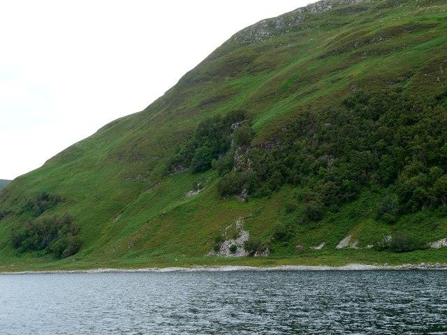 The Doctor's Crag, Knoydart