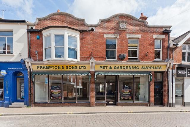Framptons, High Street, Ringwood
