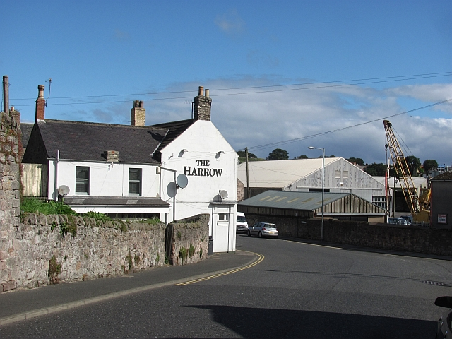 The Harrow, Tweedmouth