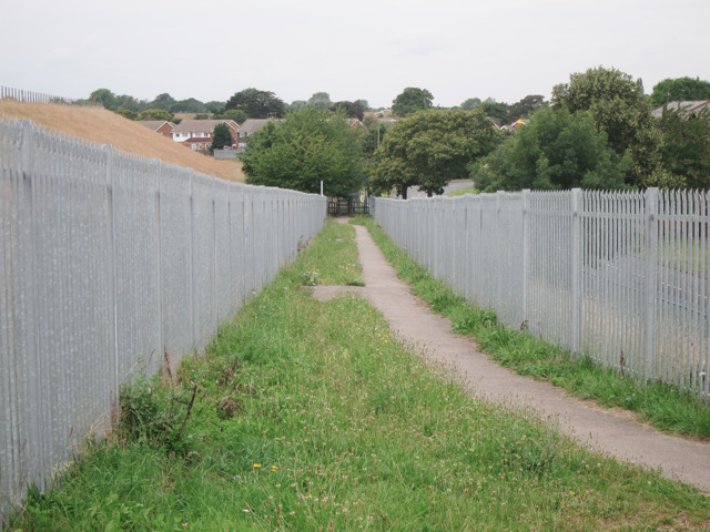 Footpath to Town Lane