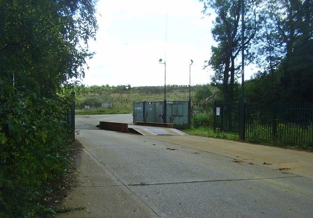 Harlestone Quarry