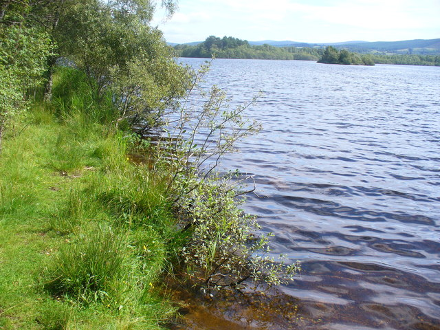 On the Loch Kinord Trail