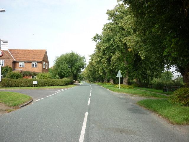 Branton Lane, Great Ouseburn