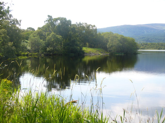South-east Corner of Loch Kinord