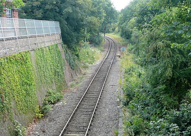 Henley branch line