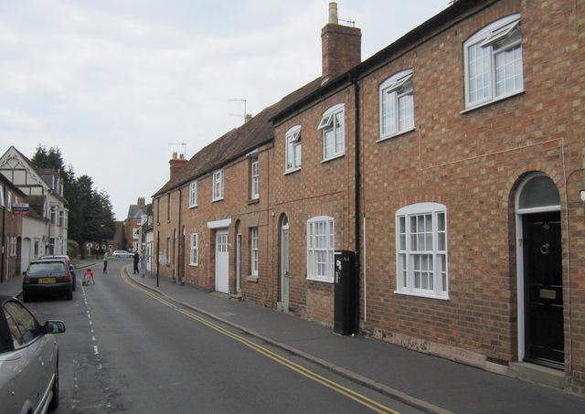 Ely Street towards Rother Street