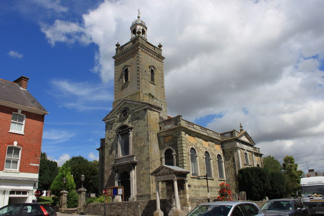 Church of St Peter and St Paul, Blandford Forum