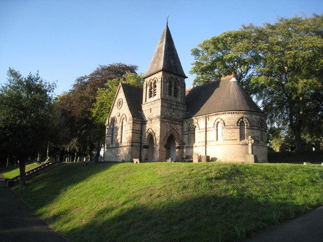 Gainsborough Cemetery Chapel
