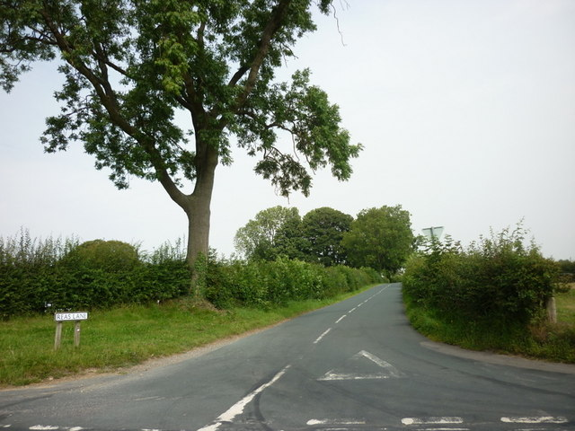 Rea's Lane, off Gallabar Lane