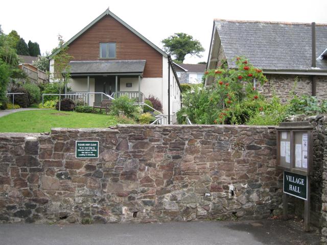 Ashprington Village Hall