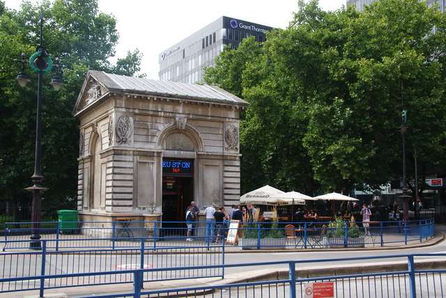 The Euston Tap