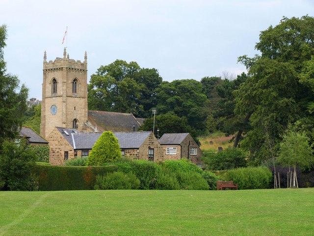 St Peter's church, Thorner