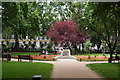 TQ2982 : Tavistock Square by Bill Boaden