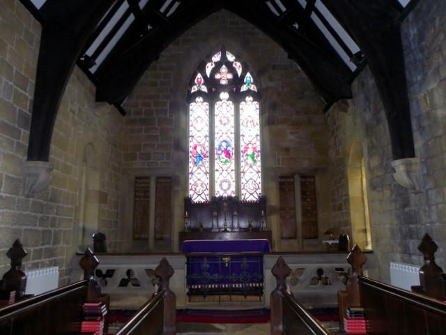 Interior, St Paul's Church