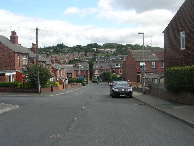 Pinder Avenue - Cobden Road