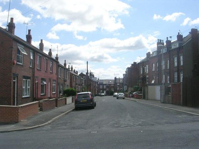 Cobden Terrace - Pinder Avenue