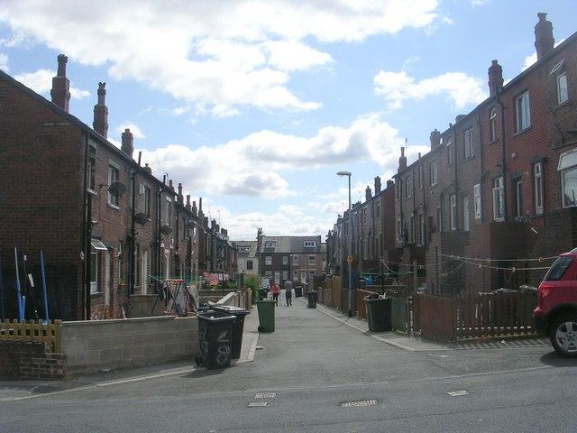 Cobden Place - Pinder Avenue