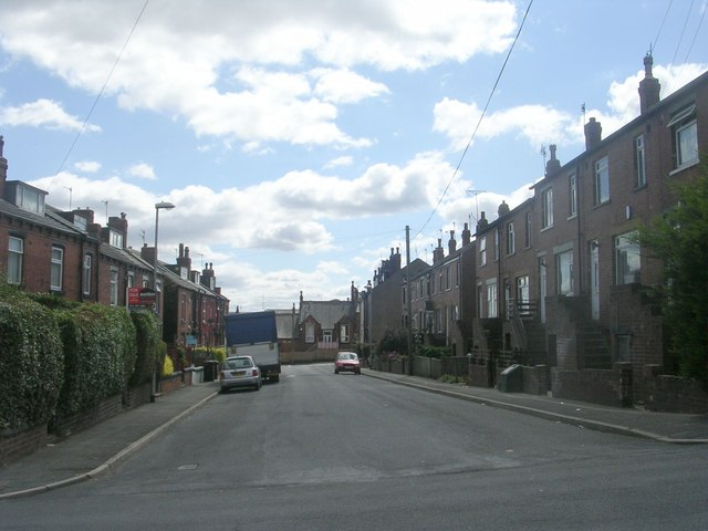 Pinder Street - Pinder Avenue