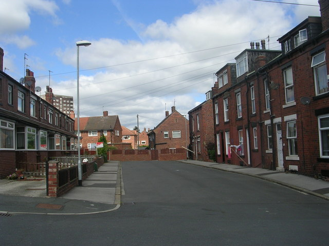 Pinder Grove - Pinder Avenue