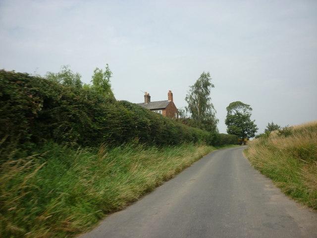 Grafton Lane at Glebelands Farm