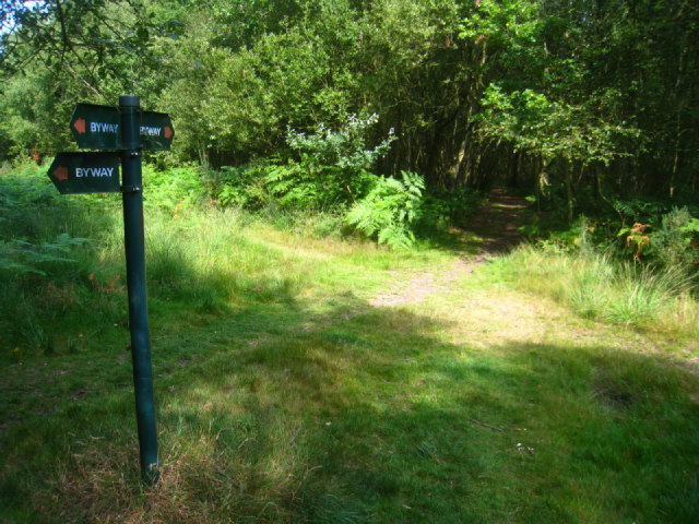 Choice of byways